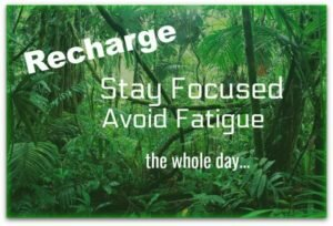 Stay Focused Avoid Fatigue